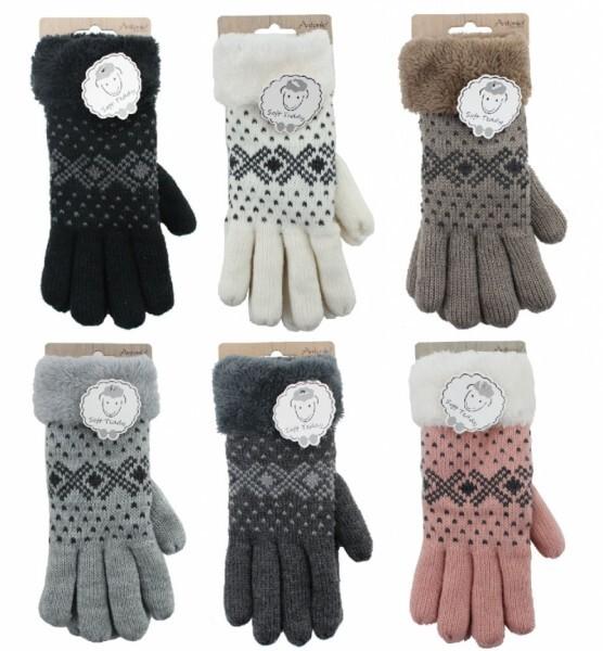 Damenhandschuhe Snow