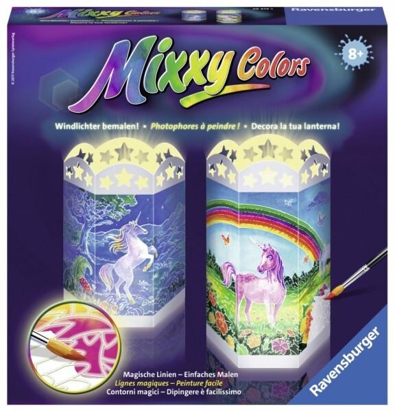 Ravensburger Mixxy Colors - Magische Einhörner