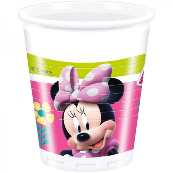 Minnie Mouse Happy Becher