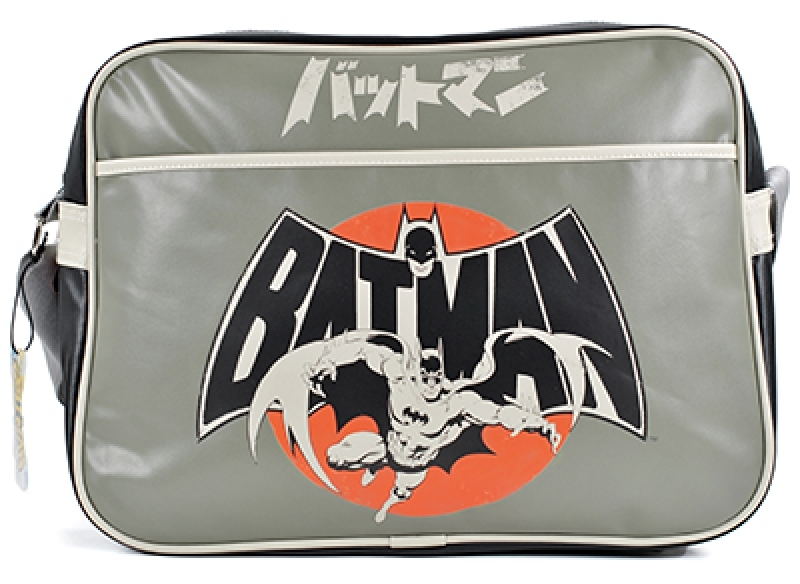 Schultertasche Batman Retrostyle