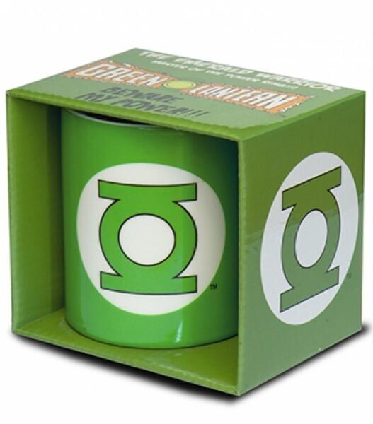 Tasse Green Lantern Logo