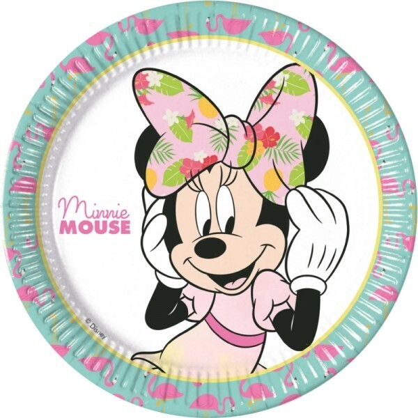Minnie Mouse Tropical Teller
