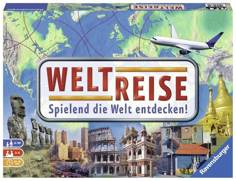 Ravensburger - Weltreise