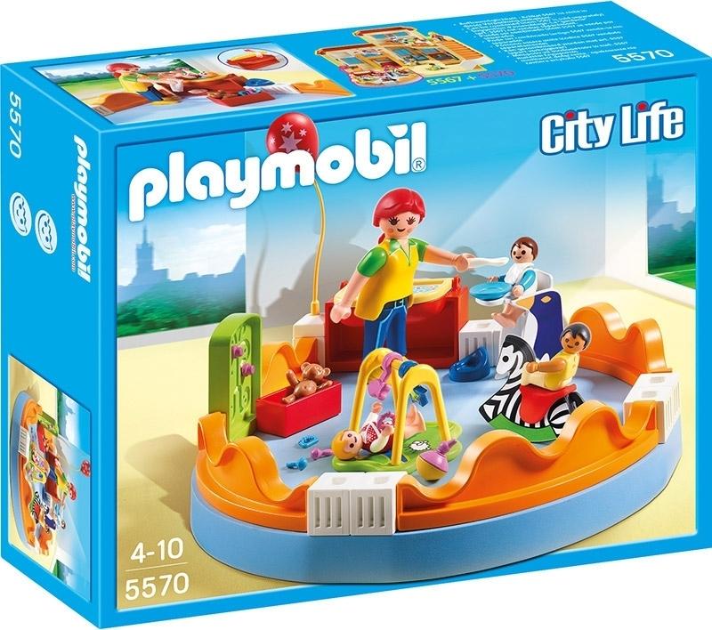 PLAYMOBIL® 5570 Krabbelgruppe