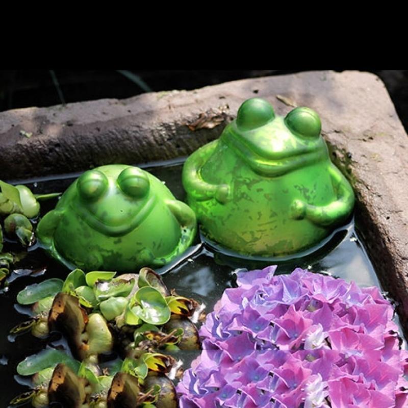 Schwimmfigur Frosch