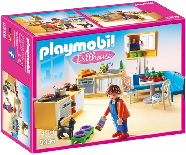 PLAYMOBIL® 5336 Einbauküche mit Sitzecke
