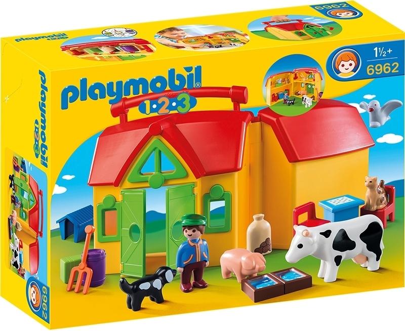 PLAYMOBIL® 6962 Mein Mitnehm-Bauernhof