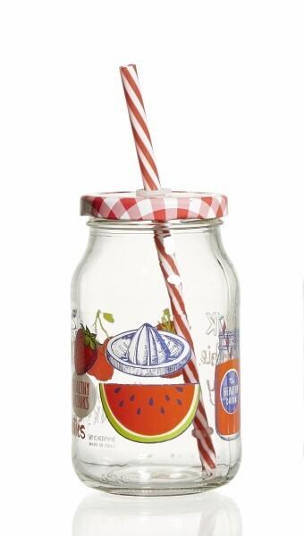 Trinkgläser Früchtemix 3-er Set