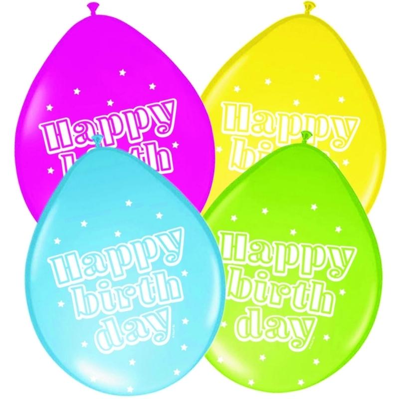 Happy Birthday Ballons