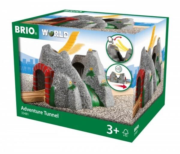 BRIO® - Magischer Tunnel