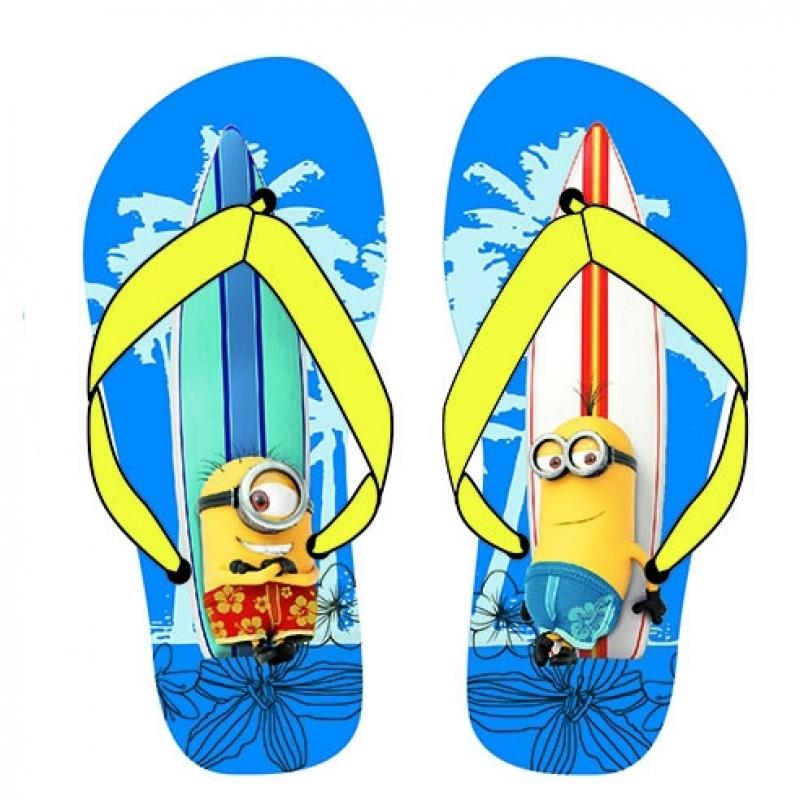 Disney Kinder Badeschuhe, Sandalen Minions