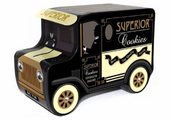 Cookie Van mit Vordach