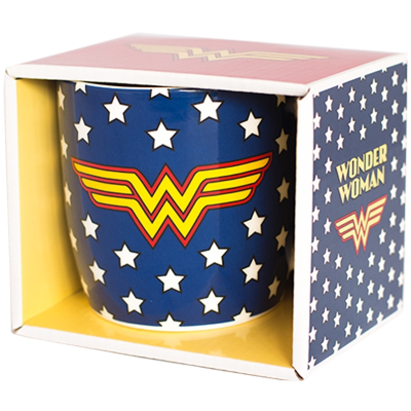 Tasse Wonder Woman Stars
