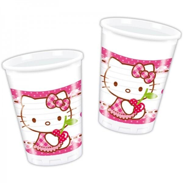 Hello Kitty Becher