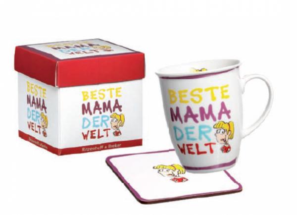 Tasse beste Mama der Welt