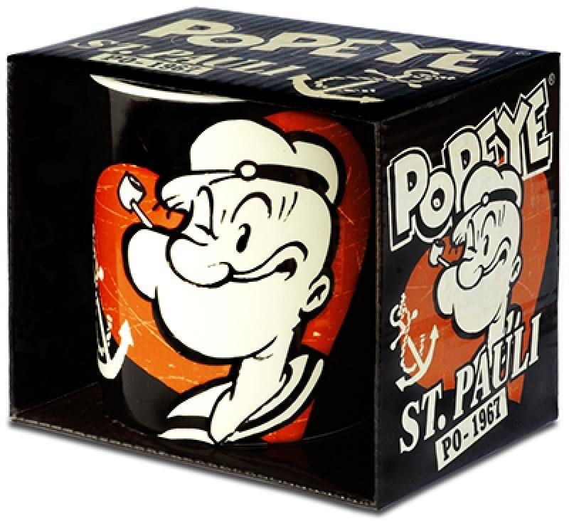 Tasse Popeye St.Pauli