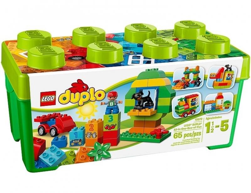 LEGO® DUPLO® 10572 - Große Steinebox