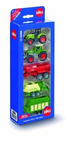 Siku 6286 Geschenkset Landwirtschaft