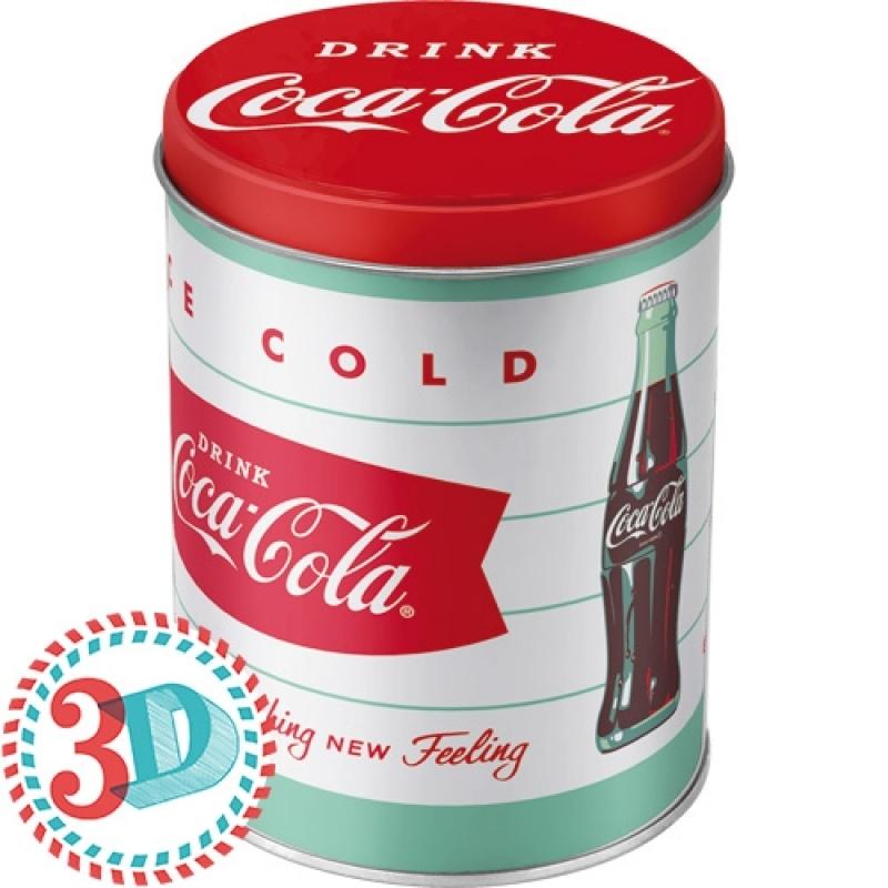 Vorratsdose Coca-Cola Diner